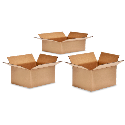 75 pcs Corrugated Box