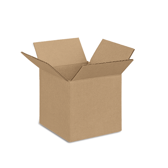"Corrugated Box 4-8"""