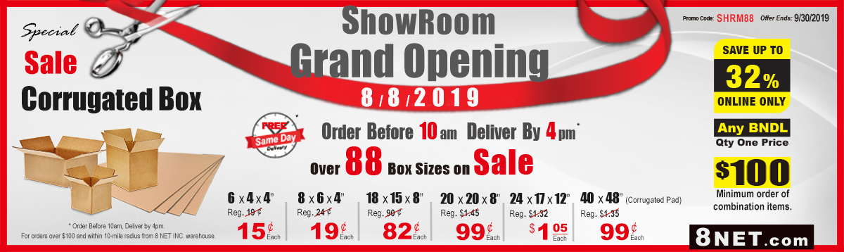 Special 88 Box Sale