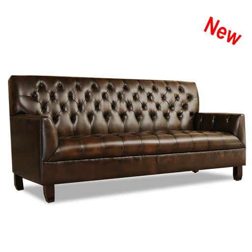 Alessio Leather Sofa