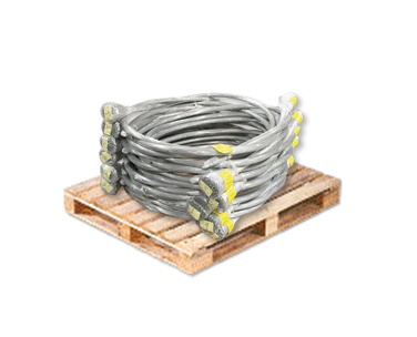Baling Wire / Wood Pallet