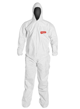 Coverall Hood & Boots