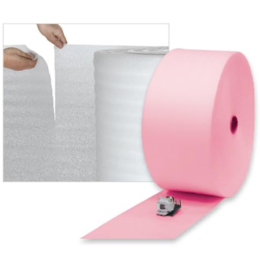 Foam Rolls, Foam Sheets, Anti-Static Foam Rolls