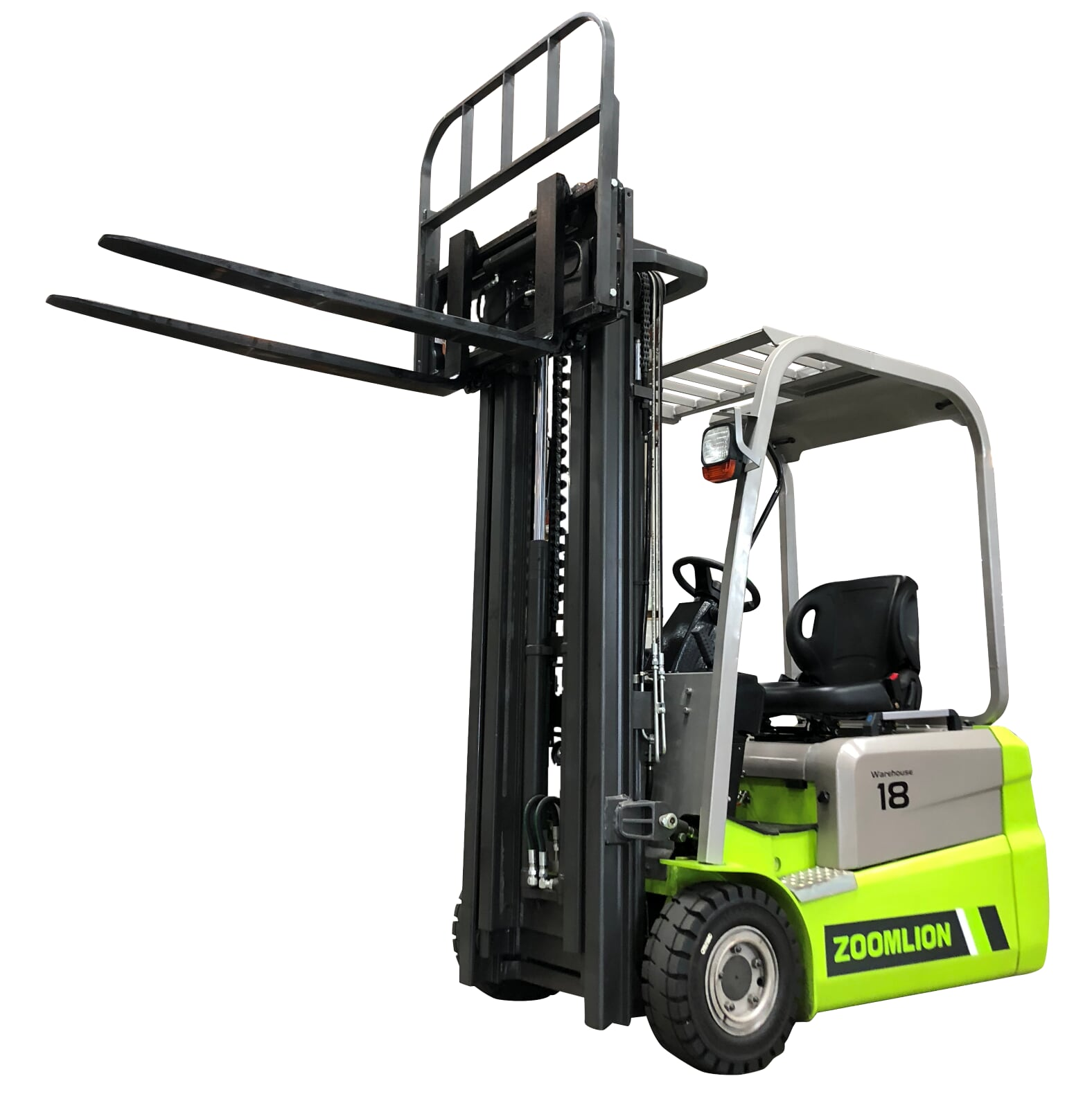 ELECTRIC THREE WHEEL FORKLIFT