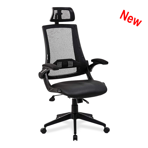High Back Deluxe Office Chair