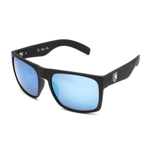 Soft Coat Color Mirror Sunglasses