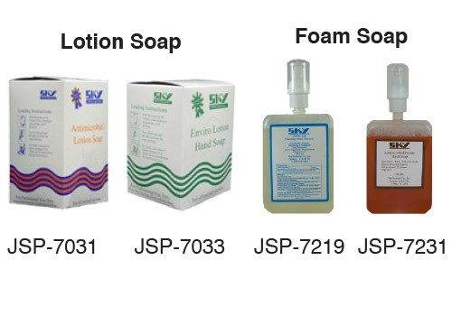 Lotion / Foam Soap