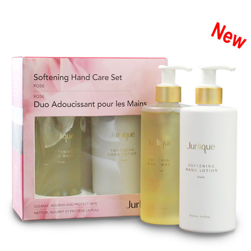Jurlique Softening Hand Care Set