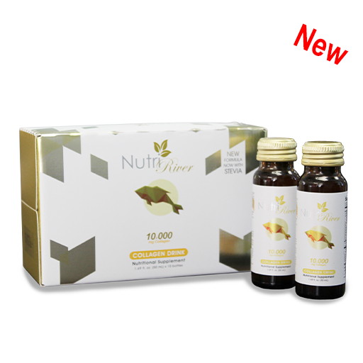 NutriRiver Fish Skin Collagen Drink