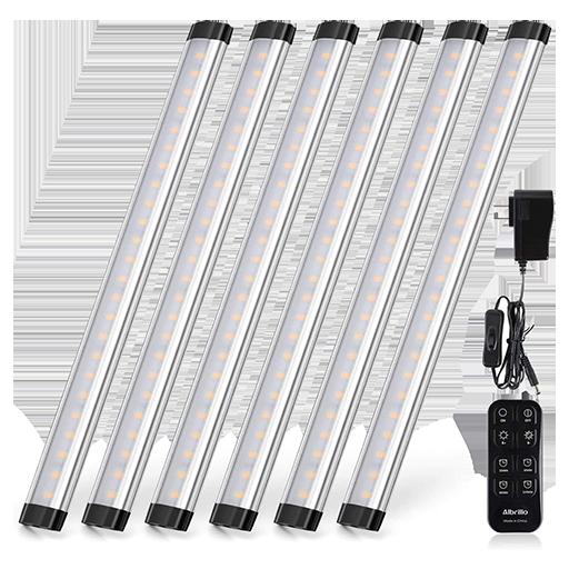 6 Bars LED Shelf Lights