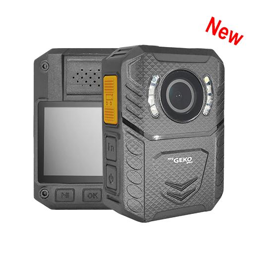2K Resolution Body Cam