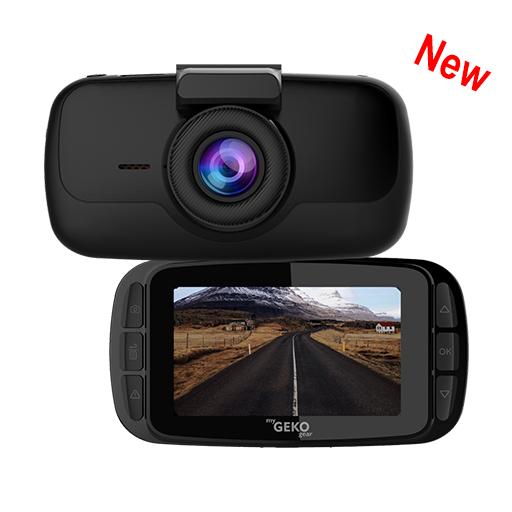 4K Resolution Dash Cam w/ Wi-fi