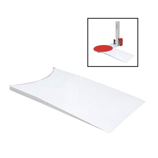Optional Ramp for Stretch Wrap Machines