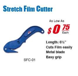 Stretch Film Cutter