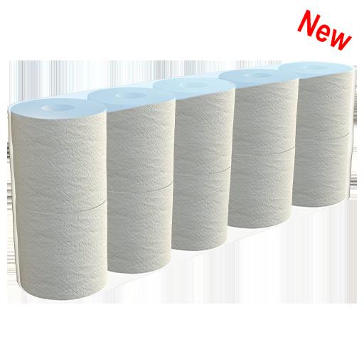 10 Rolls Bath Tissue