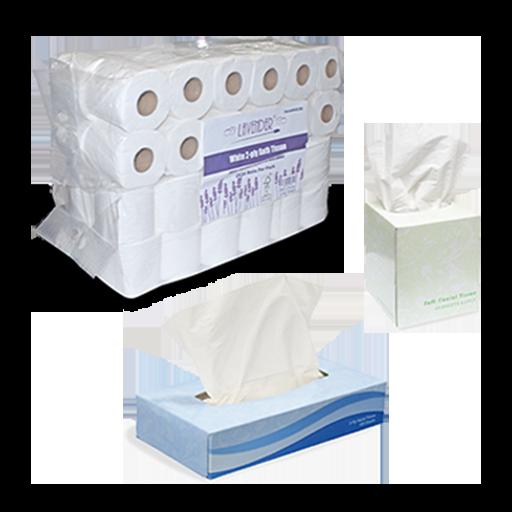 Tissue - Toilet / Facial