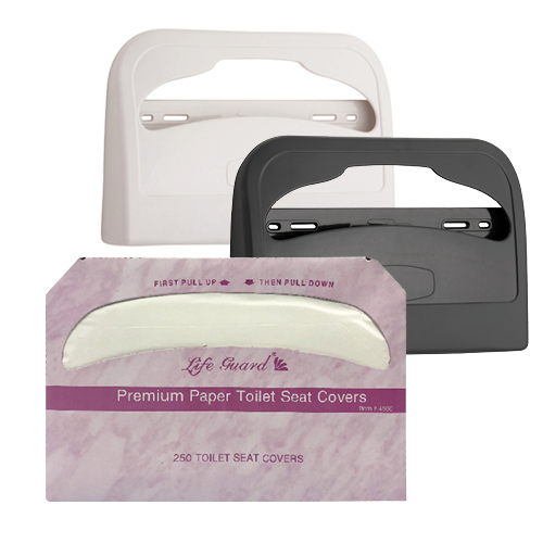 Toilet Seat Covers & Dispenser