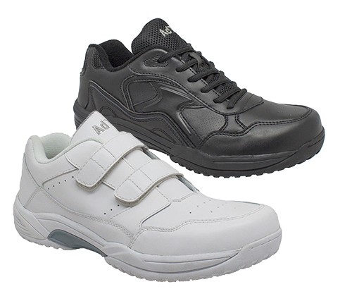 Uniform Safety Leather Shoes