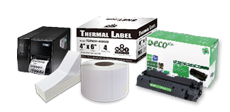 Labels & Toner