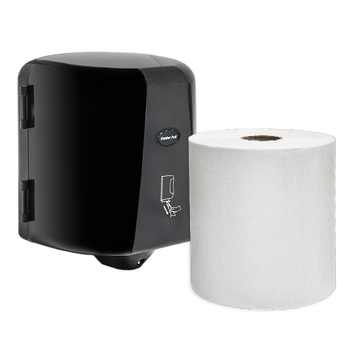 Towel - Center Pull & Dispenser
