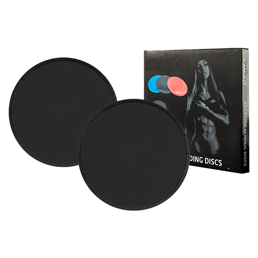 Core Exercise Sliders (Set of 2)