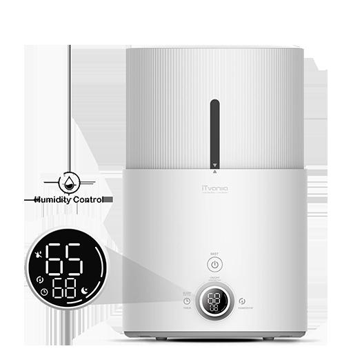 Humidifier & Essential Oil Diffuser