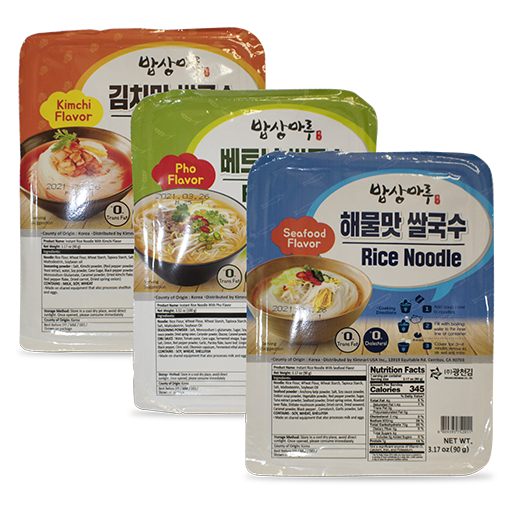 Instant Rice Noodle