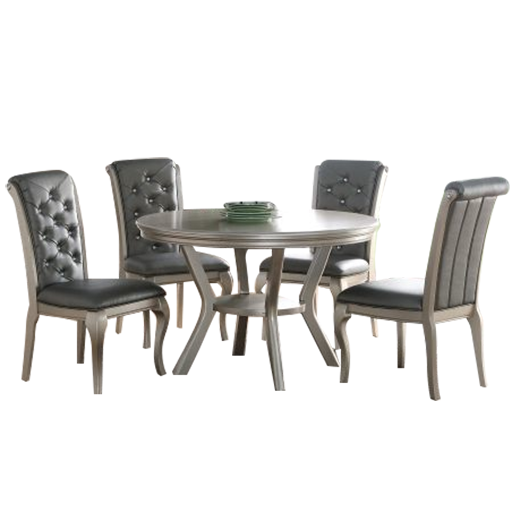 Round Dining Table Set