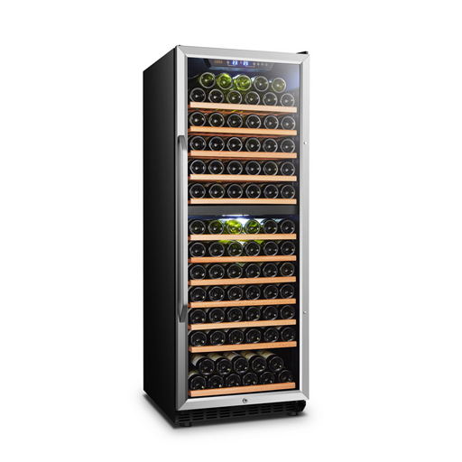 Wine Cooler - 138 Bottles Dual Zone