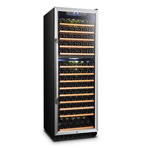 Wine Cooler - 160 Bottles Dual Zone