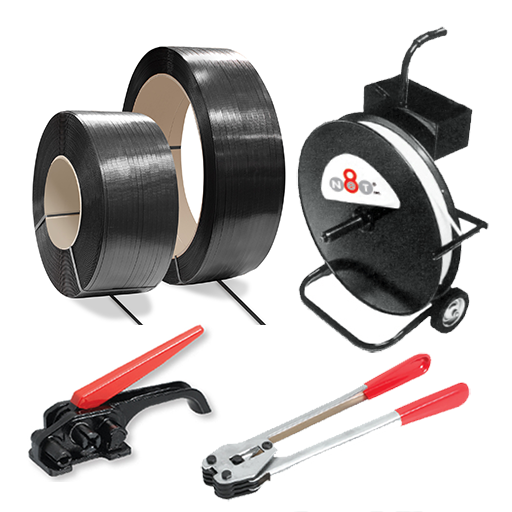 Poly & Steel Strapping tools