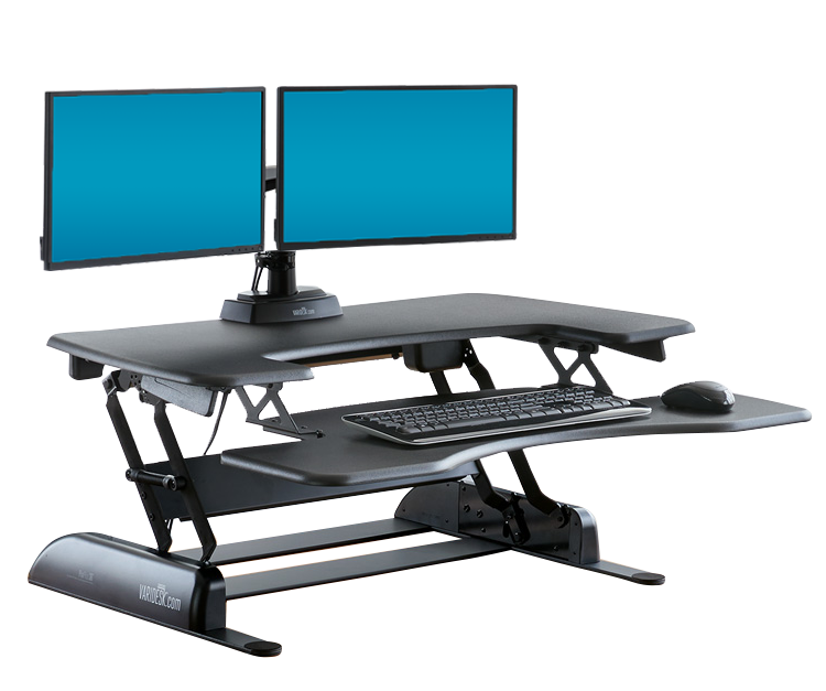 Adjustable Riser Workstation
