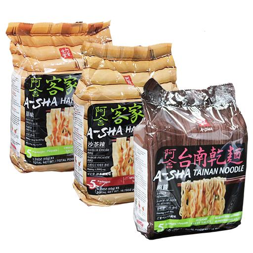 A-SHA Dry Noodle