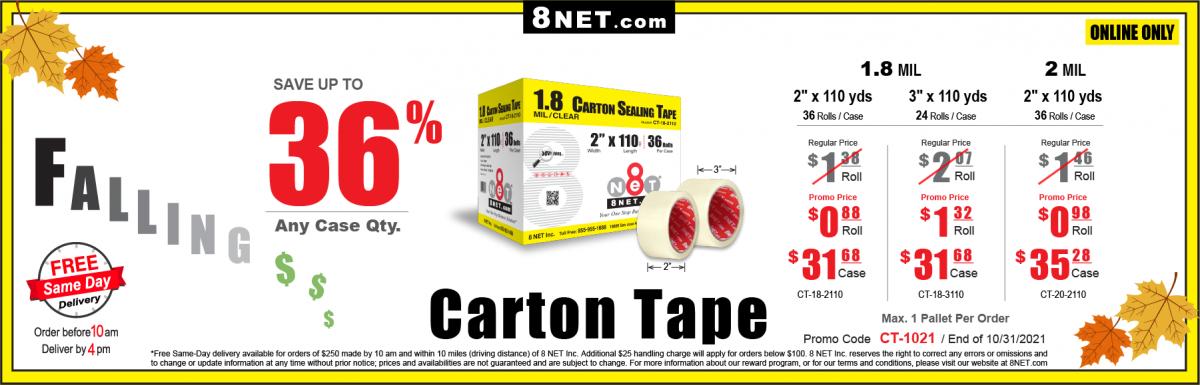 https://www.8net.com/shipping-supply/tape/industrial.html