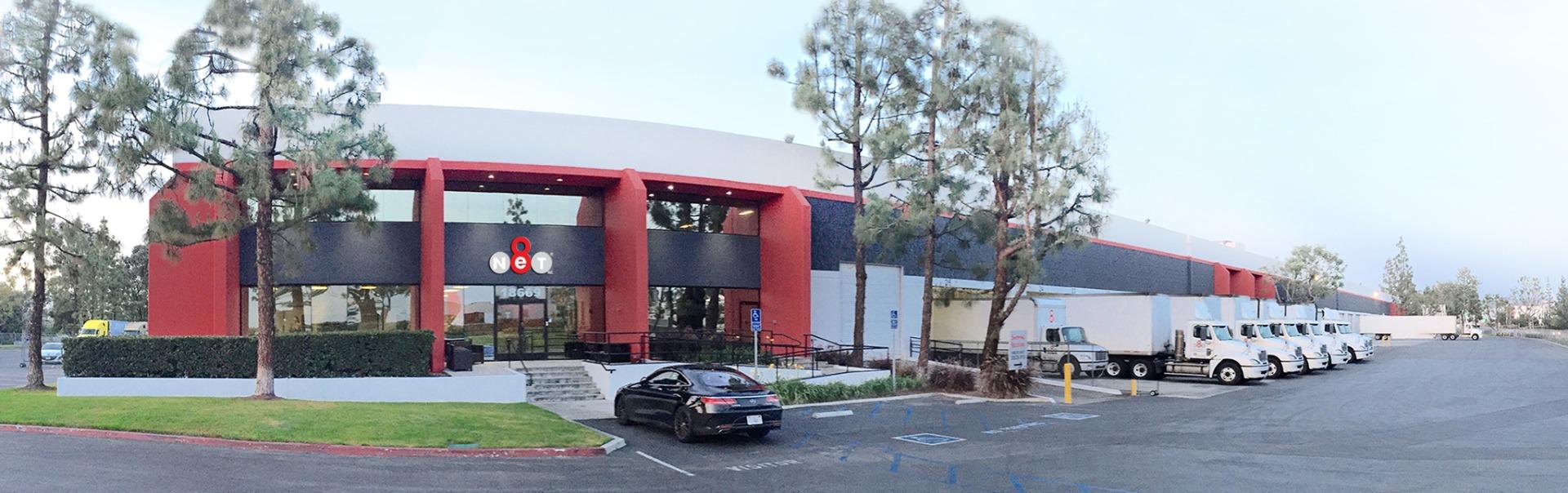 8NET Building