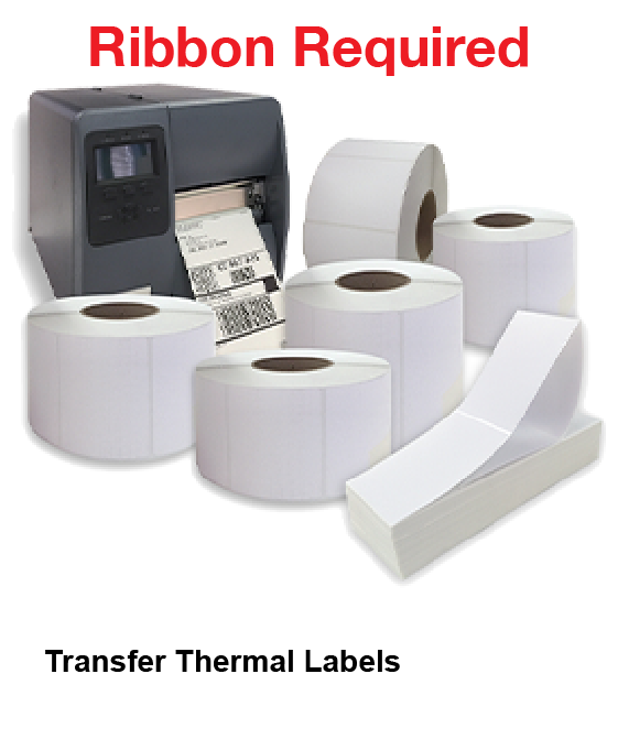 Transfer Thermal Labels