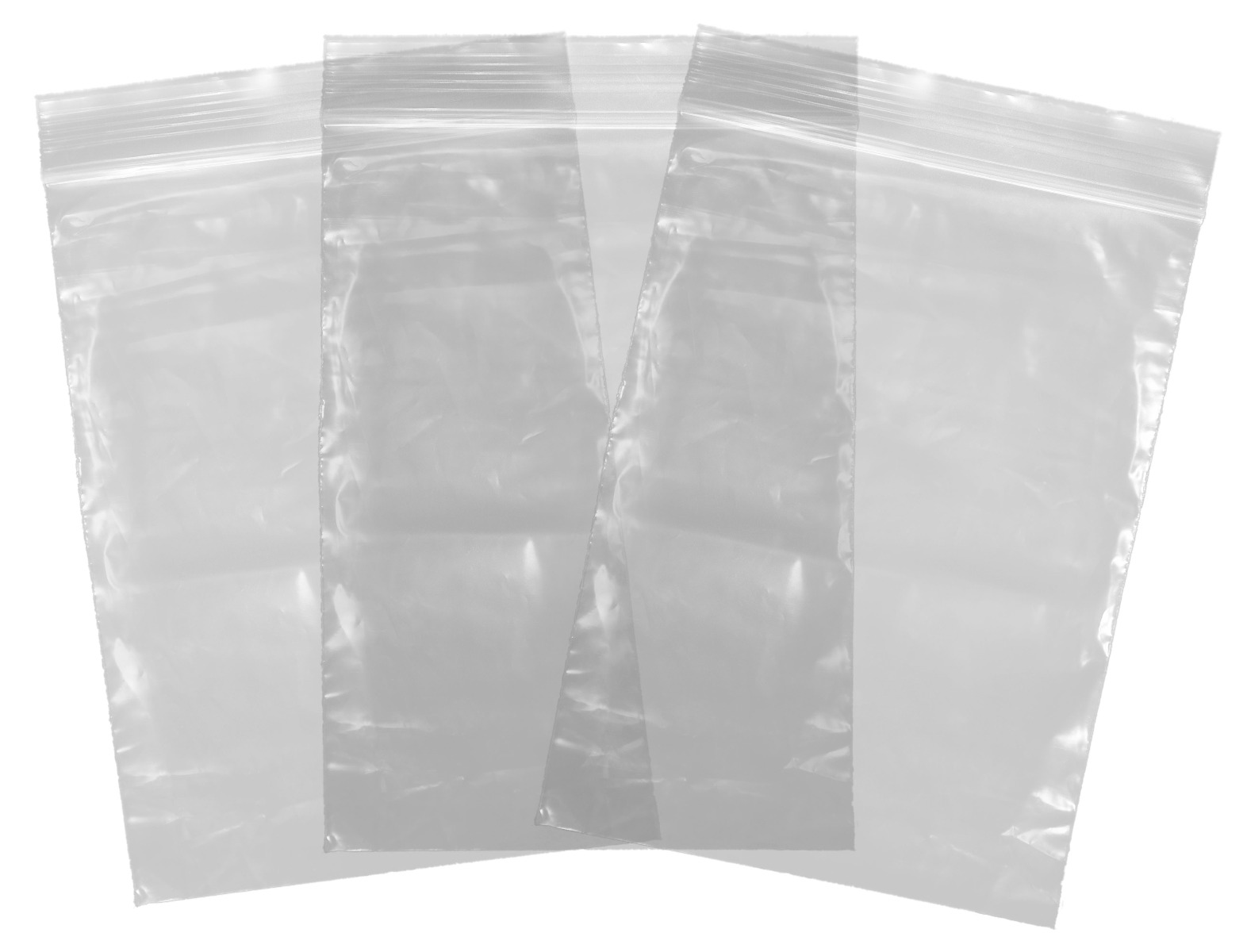 Poly Bags - Reclosable Bags