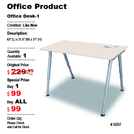 Office Desk -1